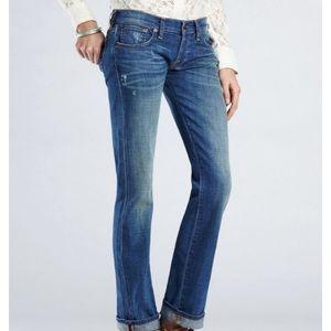 Lucky Brand Sienna Tomboy Straight Jeans